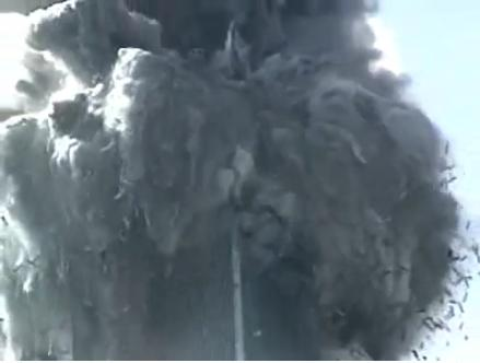 explosion atomique video libre de droits