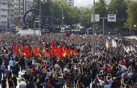 Erdogan assassine son peuple !