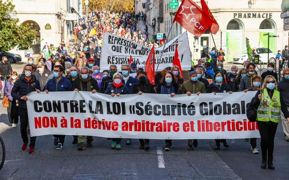 Loi Securite Globale Nouvel Appel A Manifester Le 5 Decembre 2020 Vive La Revolution