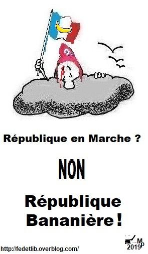 Qui est Emmanuel Macron ? - Page 25 REPUBLIQUE-BANANE